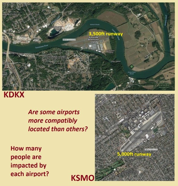 20161201scp-ksmo-vs-kdkx-sat-views-w-rwy-lengths-comparing-airport-compatibility-impact-on-people