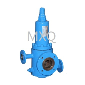 SFNJ Series Safety Valve with jacket