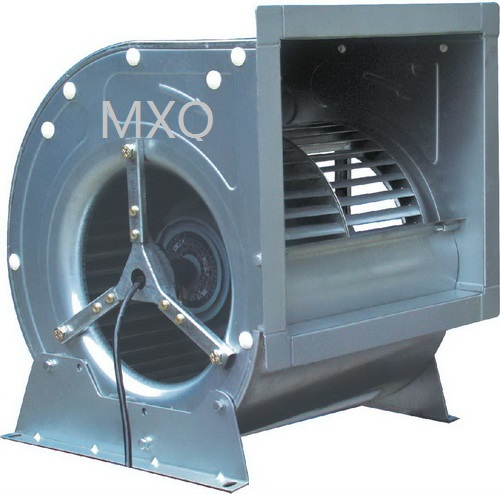 low noise air conditioning fan