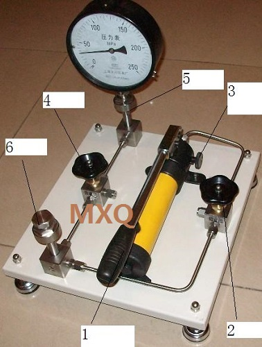SD204 Hydraulic Calibration Pump
