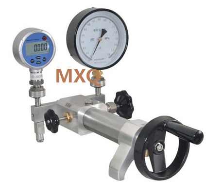 SD208 Portable Manual Hydraulic Calibration Pump