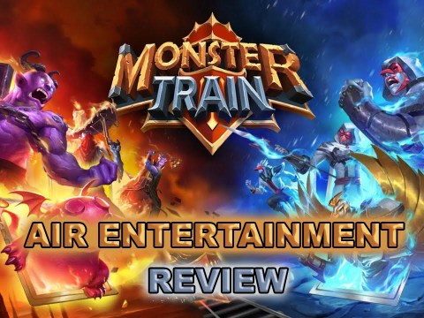 Monster Train Review | AIR Entertaiinment