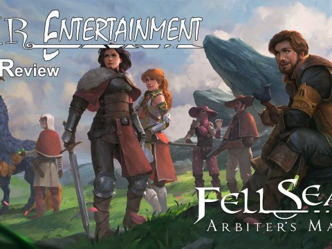 Fell Seal: Arbiter's Mark PS4 Review