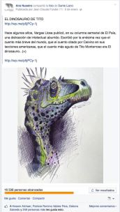 El Dinaosaurio de Tito