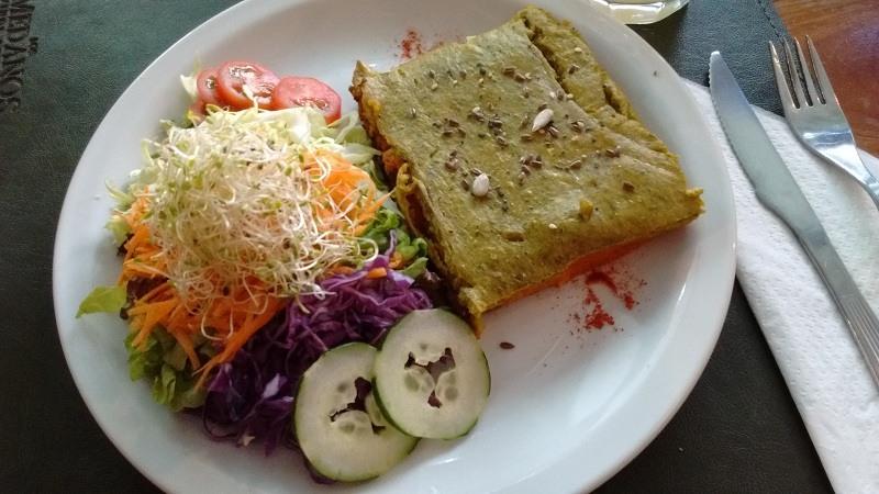 Sattva restaurante vegetariano em Buenos Aires