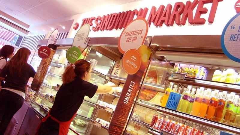 The Sandwich Market