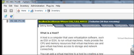 ESXi vSphere VMware Version and Build