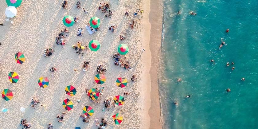 applications pour connaître la qualité de l'air en vacances