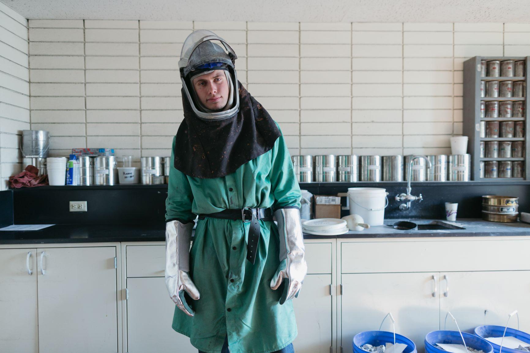 Hypersensibilité chimique, un mal d'aujourd'hui.