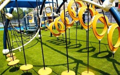 AirDrain, Drainage, playground drainage, artificial turf