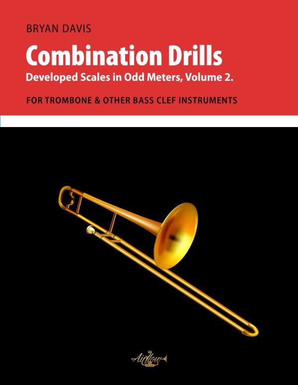 Combination Drills Vol 2 – Tbn – Cover