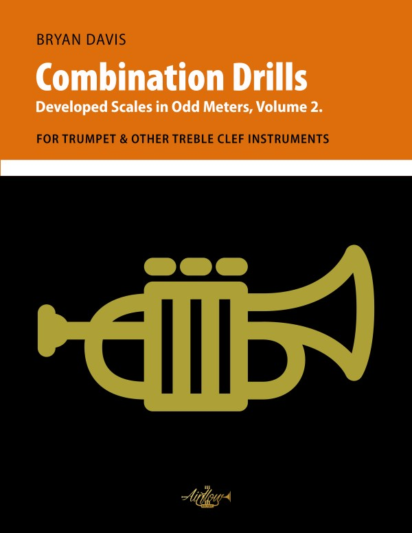 Combination Drills Vol 2 – Tpt -Cover