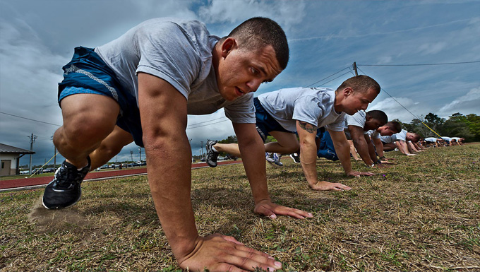 NEW 2019 - Air Force Job Specific Fitness Tests