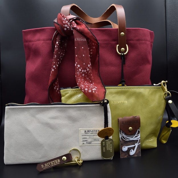 R.Riveter Tote, Clutch, Pouch and Accessories Image