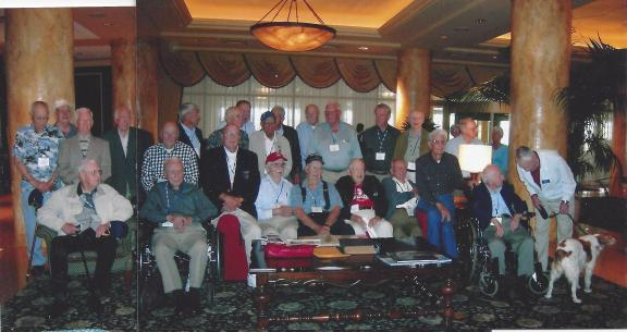 Group photo at AFEES meeting in St. Louis 2007