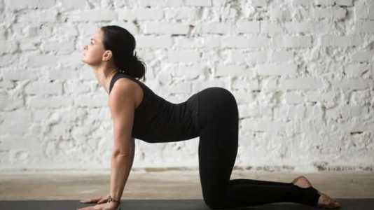 Yoga for the back