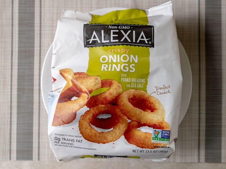 Alexia Crispy Onion Rings