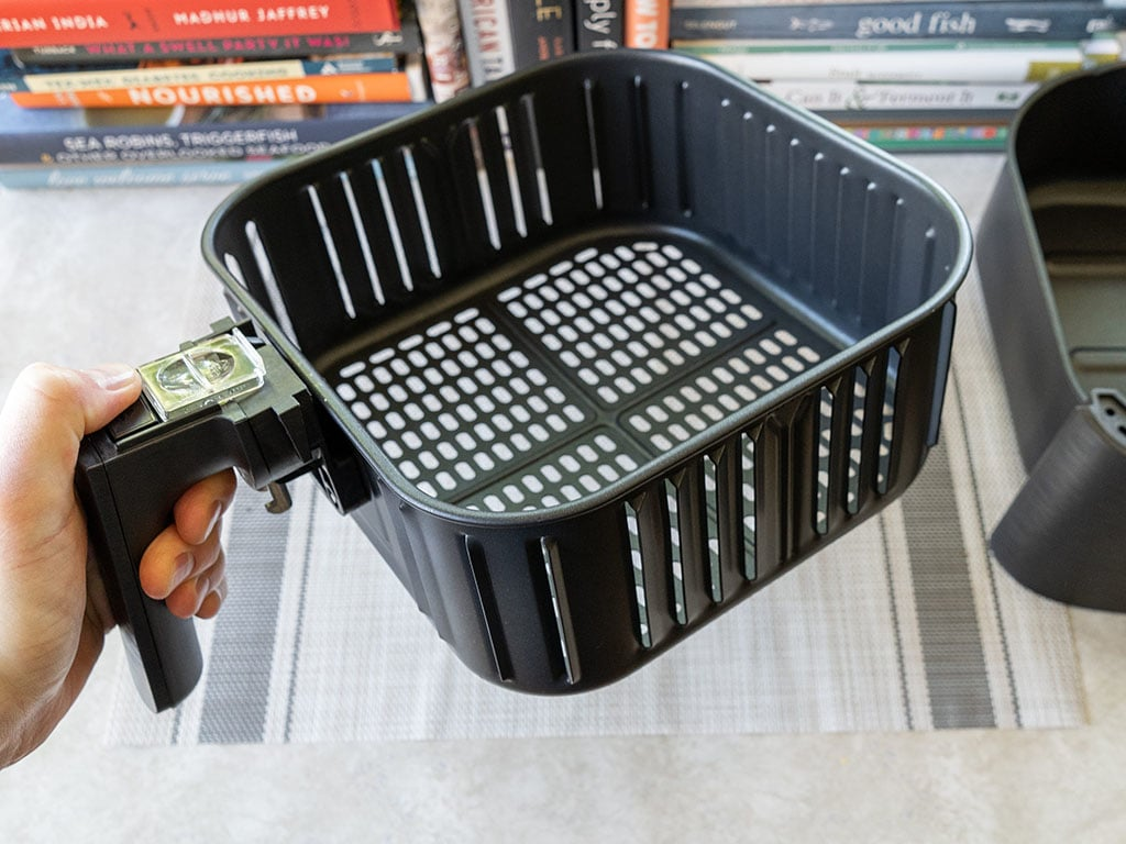 COSORI internal basket for frying