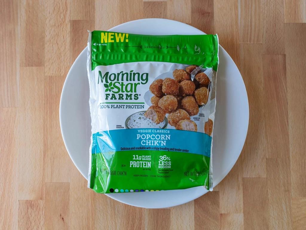 MorningStar Farms Popcorn Chick'N