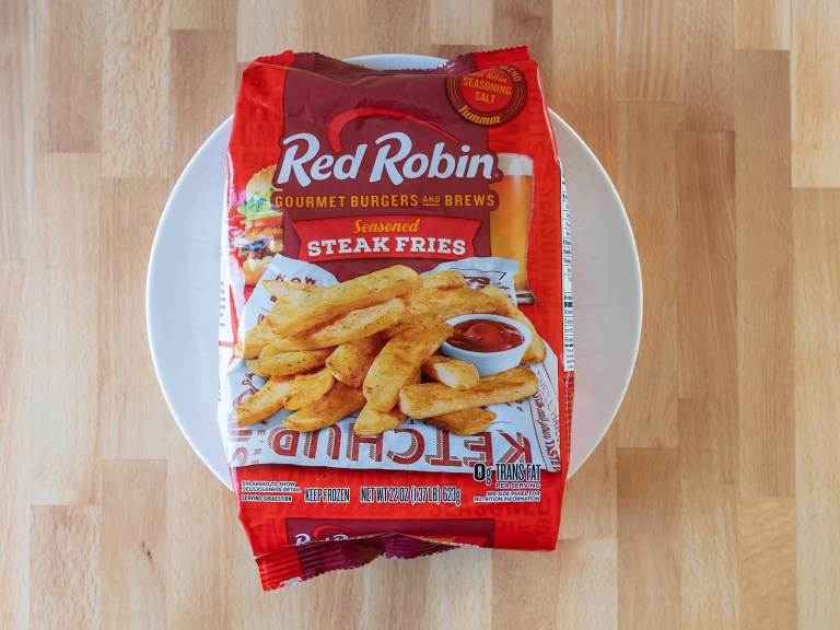 How to cook Red Robin Seasoned Steak Fries in an air fryer