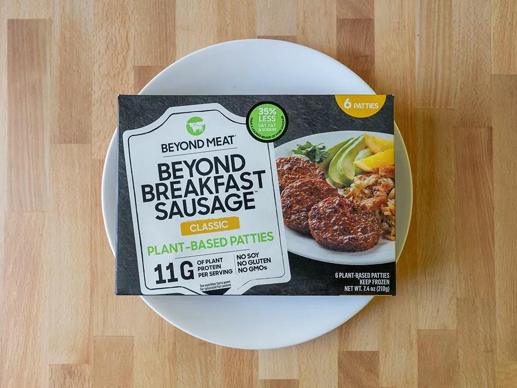 Beyond Breakfast Sausage