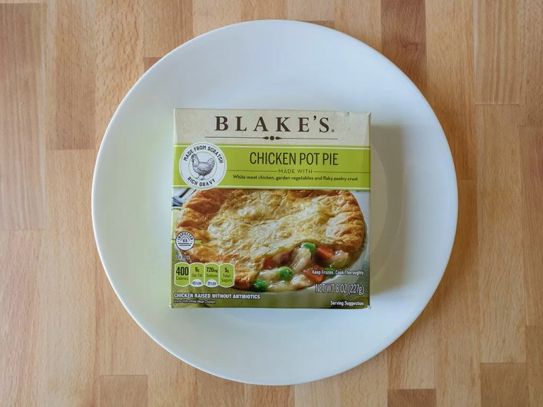 How to cook Blake's Chicken Pot Pie in an air fryer