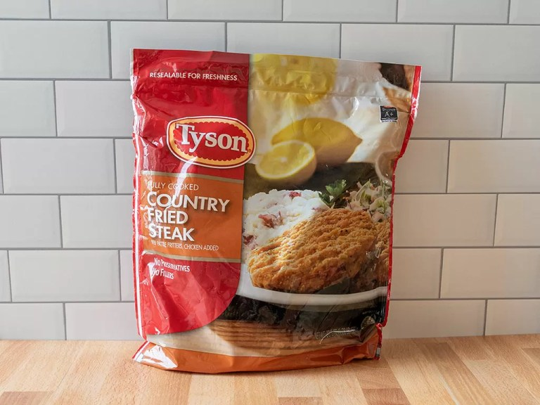 How to cook Tyson Country Fried Steak in an air fryer