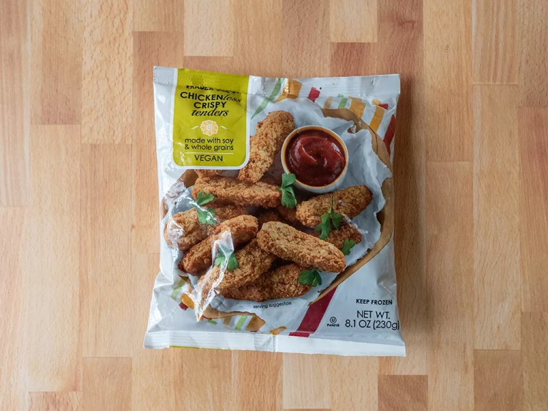 How to cook Trader Joe's Chickenless Crispy Tenders in an air fryer