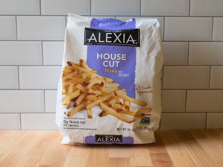 How to cook Alexia House Cut Fries with Sea Salt in the air fryer