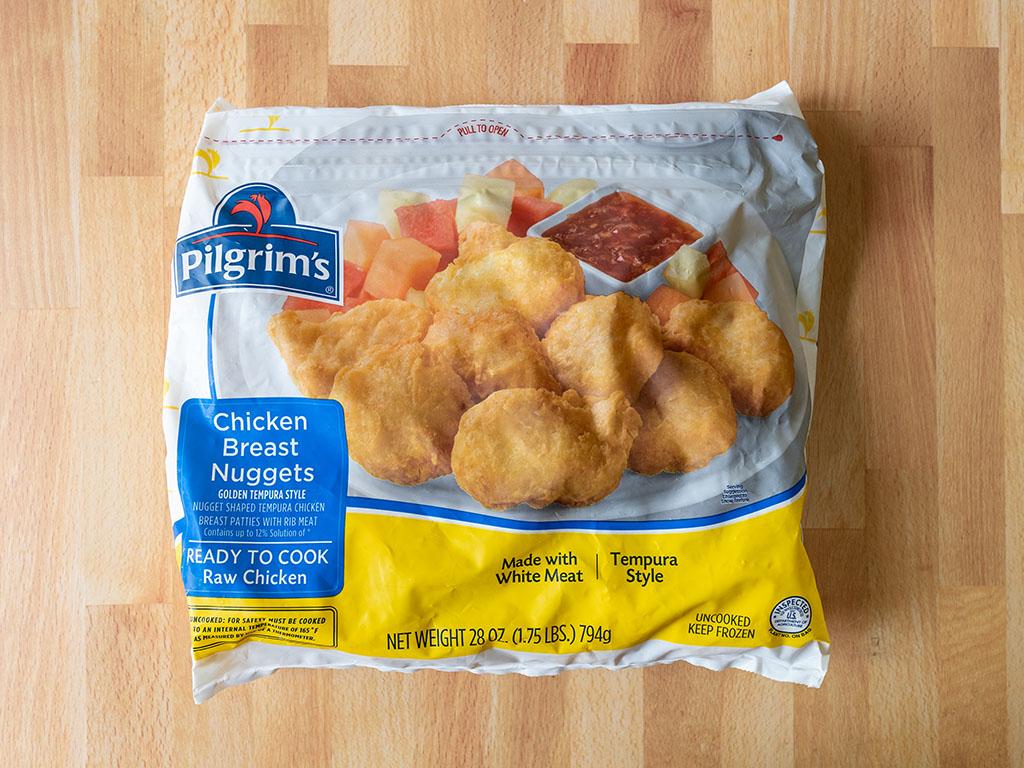 Pilgrim's Tempura Style chicken Nuggets