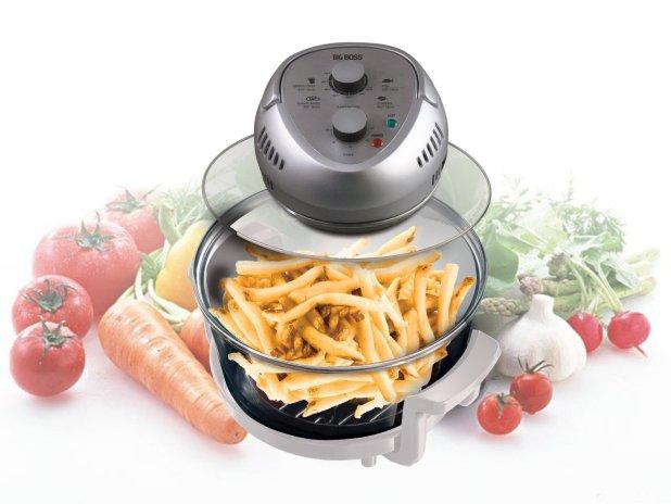 Big Boss 1300 Watt Oil less Fryer Review