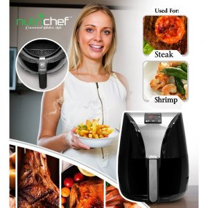 NutriChef Electric Air Fryer Review