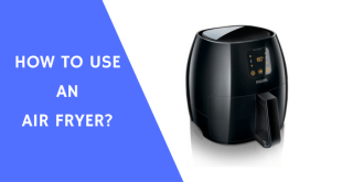 How to Use Air Fryer
