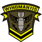 Group logo of Wingman115 Crew
