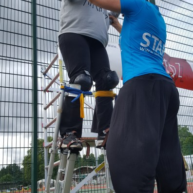 Stilt Walking Workshops