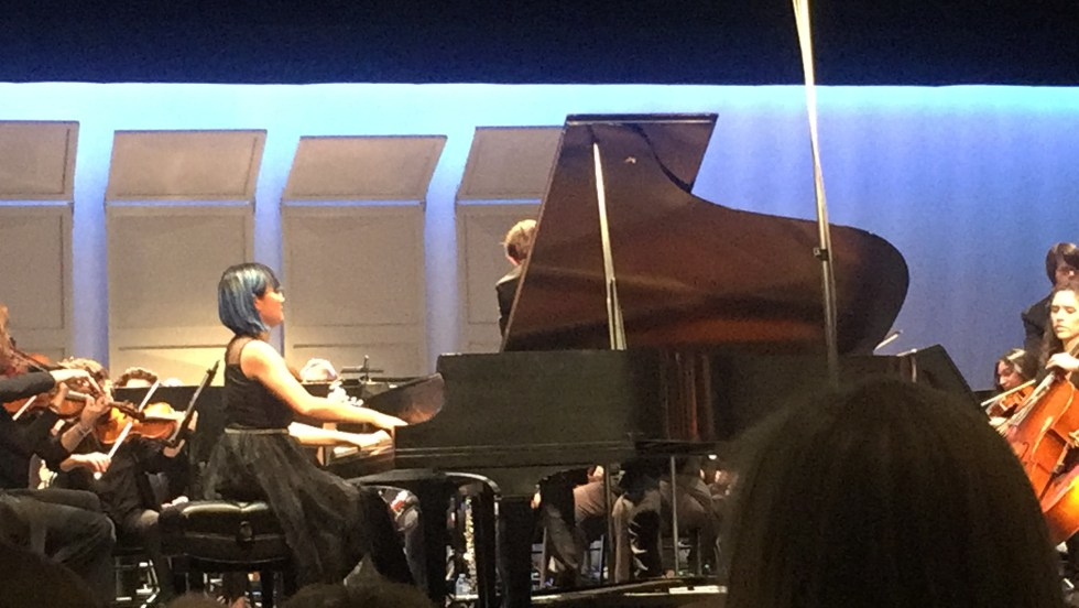 shostakovich piano concerto in chicago may 2018