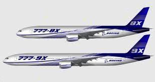 777-X Graphic