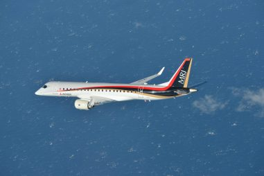 MRJ 4th flight Test_4