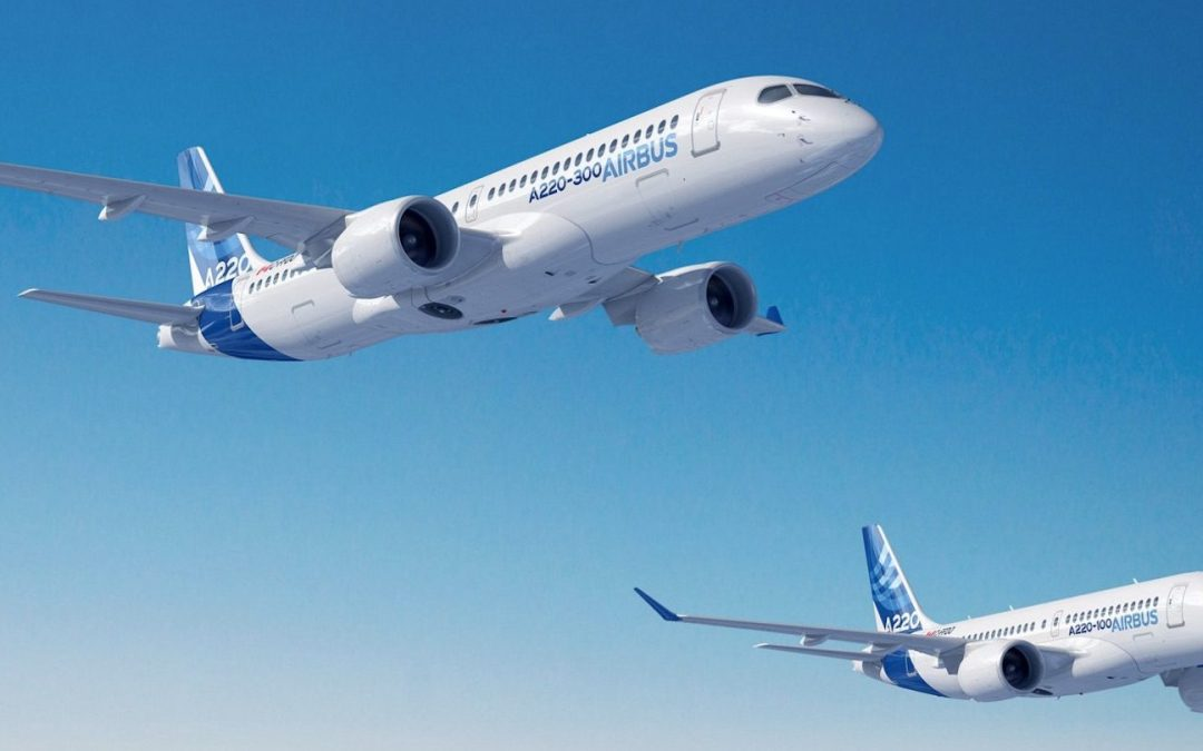 Daily Insight: Tuesday 21 May 2019:  A220 Range Increase Opens New Markets