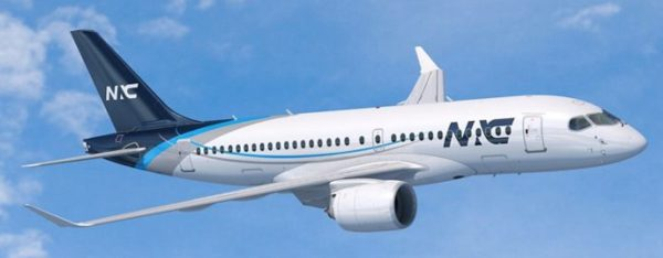 Airbus lands A220 order from NAC