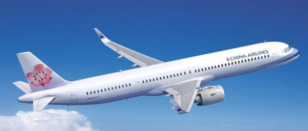 China Airlines Selects A321neo for Single-Aisle Fleet