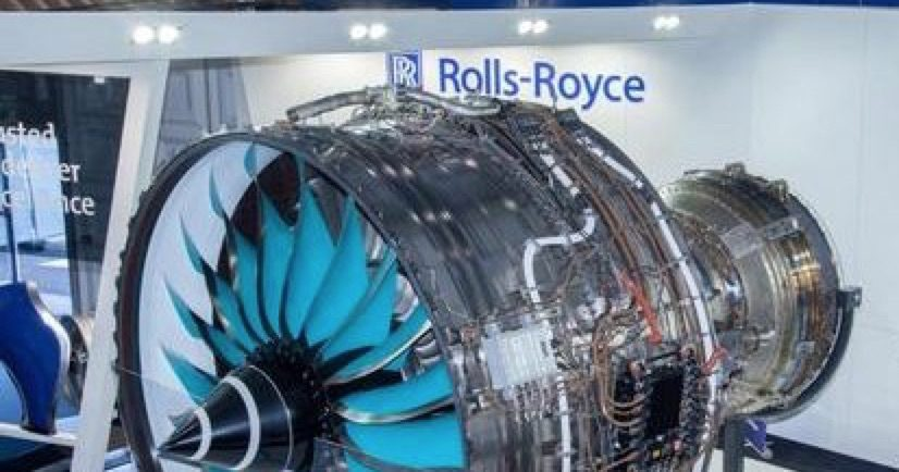 Rolls-Royce lands significant engine order from Virgin Atlantic