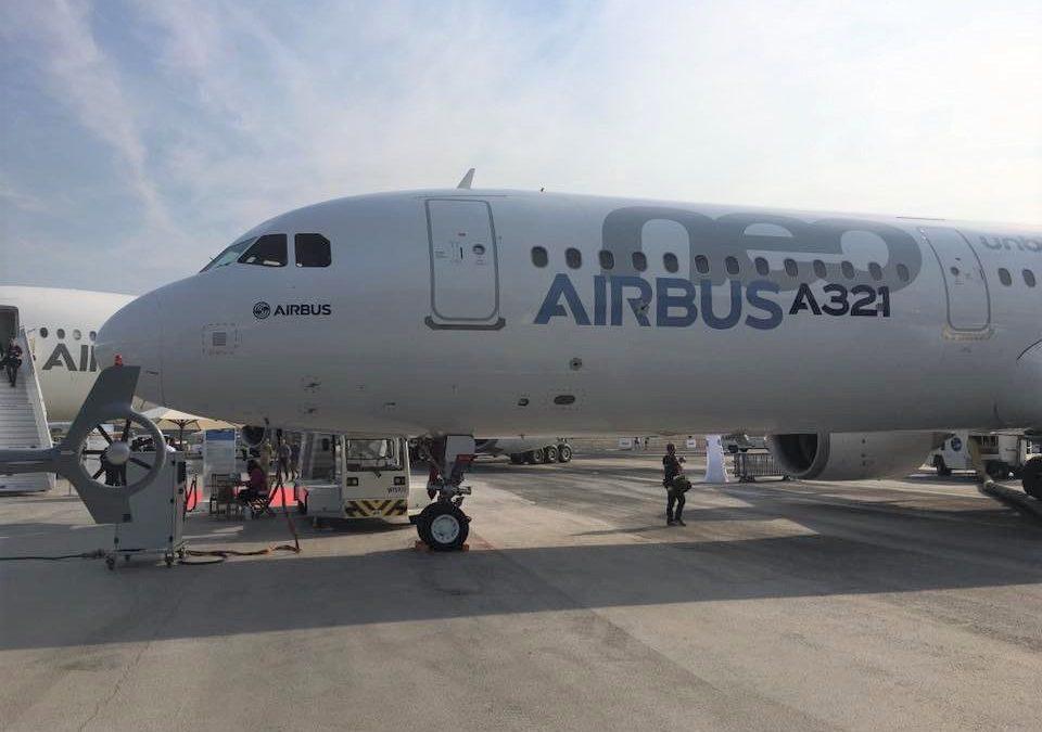 Final A321neo pitch fix not ready before Q3 2020 (update)