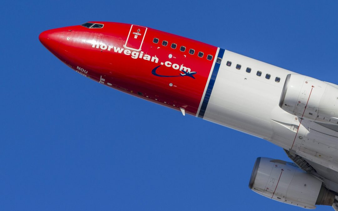 Norwegian: no more cries for Argentina