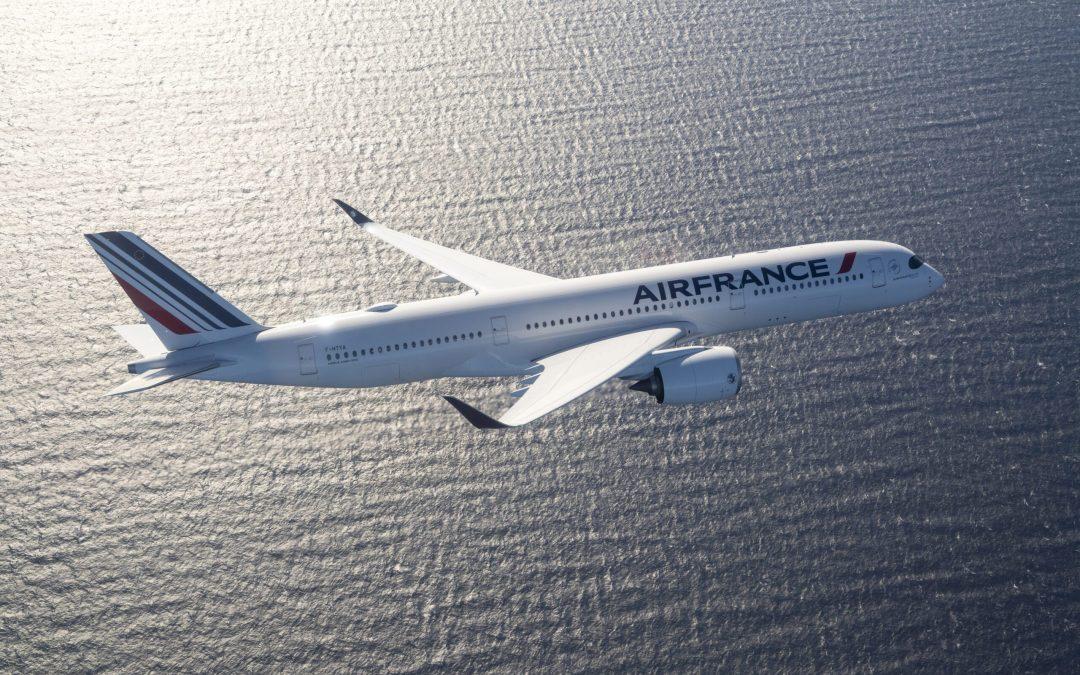 A350 arrival marks Air France long-haul fleet renewal