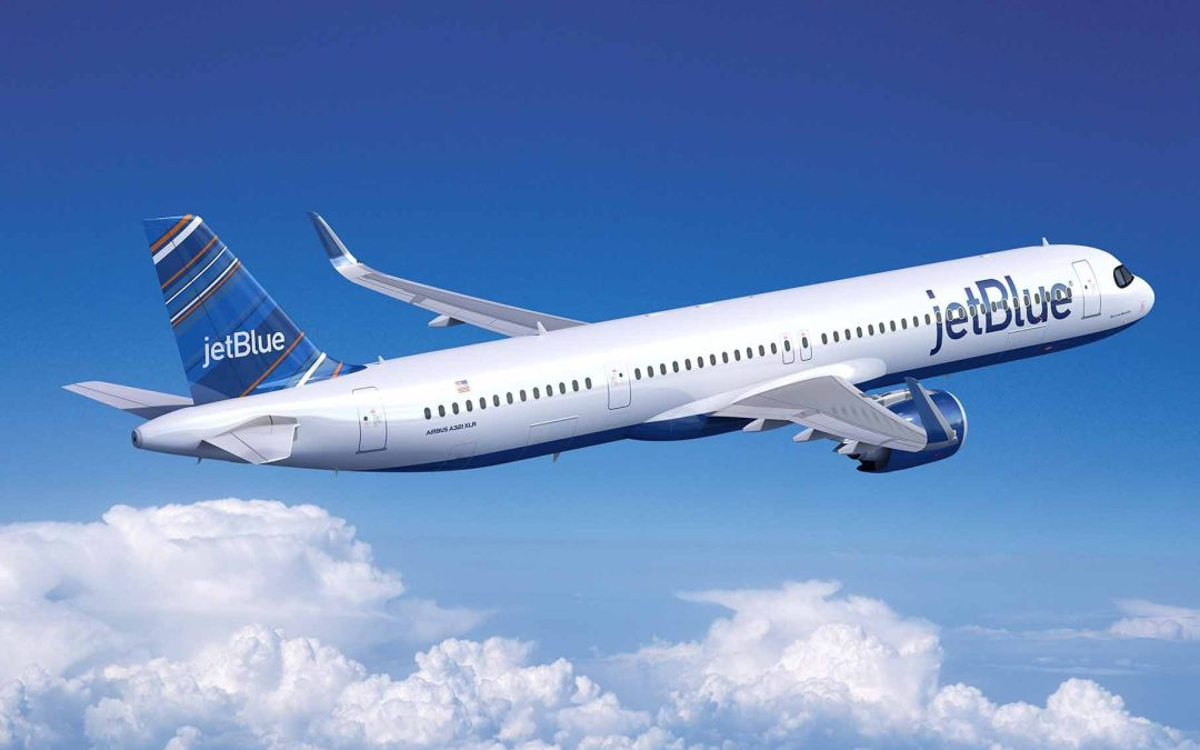 Jetblue considers multiple airports in London