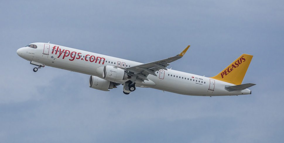 Pegasus expands international strategy with A321neo