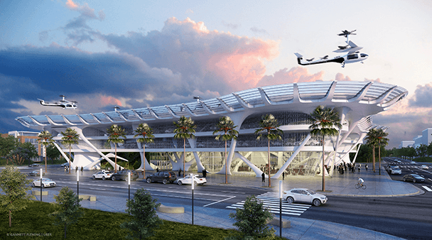 UAM Insight: 13 September 2019 – Uber Air Takeoff in 2023?