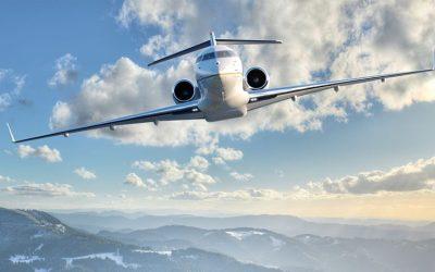 Bombardier Global 5500 range improvement