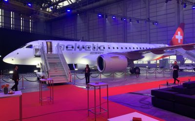 Helvetic enters new chapter with Embraer E2